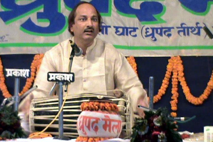 Dhrupad Mela 2013 Varanasi, Tulsi Ghat